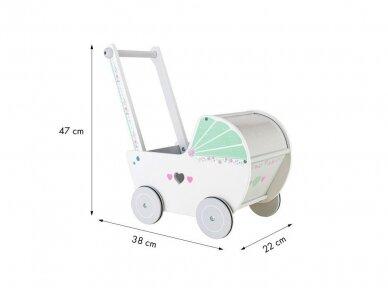 Lėlių vežimėlis 5
