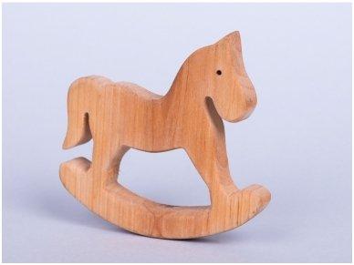 Linguojamas arkliukas