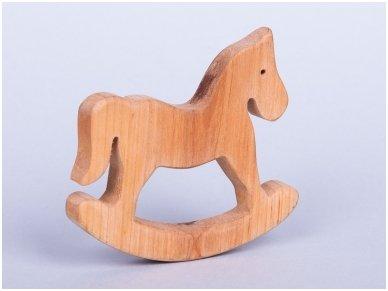 Linguojamas arkliukas 6