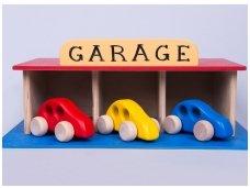 Mašinyčių garažas