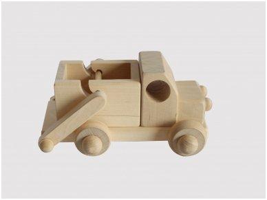 Truck car 3