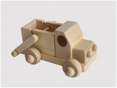 Mašina-sunkvežimiukas 2