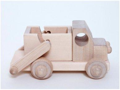 Mašina-sunkvežimiukas