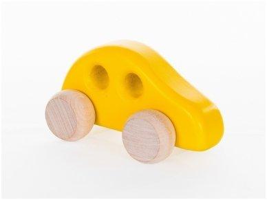 Maža medinė mašinytė 2