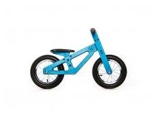Mėlynas balansinis dviratukas