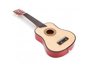 Medinė akustinė gitara