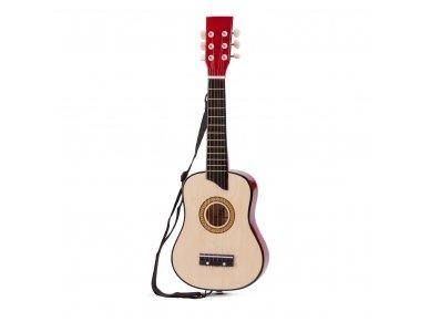 Medinė akustinė gitara 2