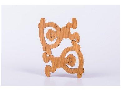 Medinė beždžionėlė 2016-tų metų simbolis 7