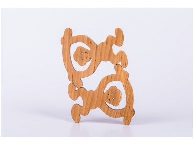 Medinė beždžionėlė  7