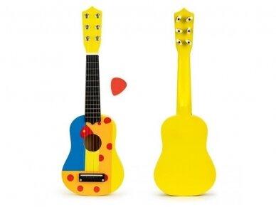 Medinė gitara 6