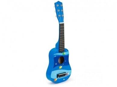 Medinė gitara 3