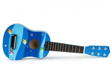 Medinė gitara 5