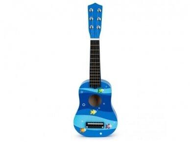 Medinė gitara 2