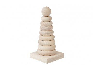 Medinė piramidė