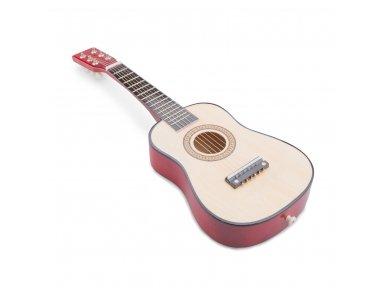 Medinė vaikiška gitara 2