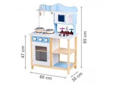 """Medinė virtuvėlė """"Debesėlis"""" 10"""