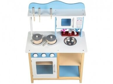 """Medinė virtuvėlė """"Debesėlis"""" 5"""