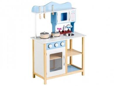 """Medinė virtuvėlė """"Debesėlis"""" 3"""