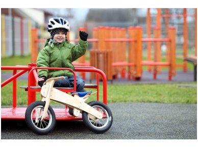 Medinis balansinis dviratukas DIP 4