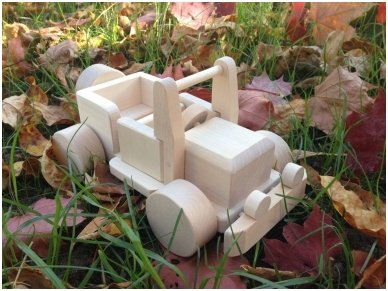 Wooden jeep 5