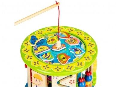 Medinis edukacinis žaislas 5