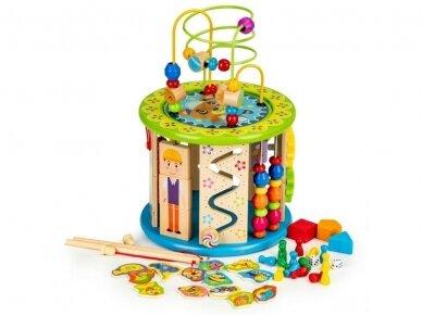 Medinis edukacinis žaislas 3