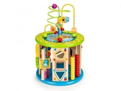 Medinis edukacinis žaislas 4