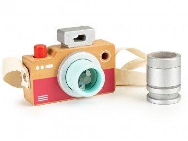 Medinis fotoaparatas vaikams