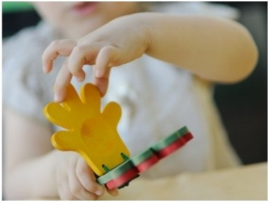 Clapper-hands 3