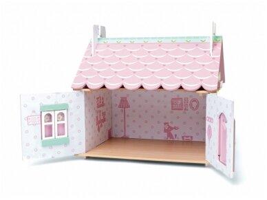 Dviejų aukštų lėlių namas 2