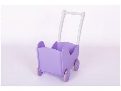 Vežimėlis lėlei 3