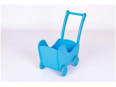 Vežimėlis lėlei 5