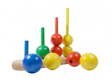Medinis žaislas ''Burbuliukai'' 3