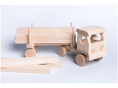 Wooden timber 5