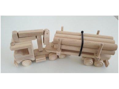 Miškovežis-sunkvežimis