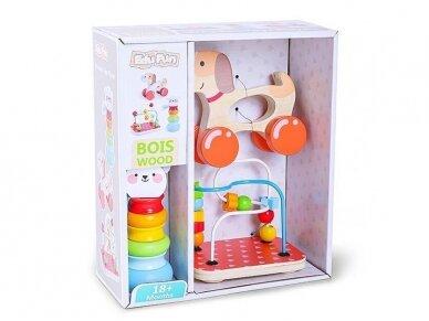 Mokomasis 3 žaislų rinkinys 2