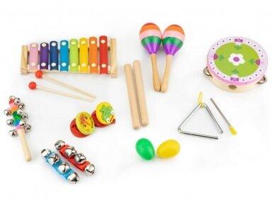 """Muzikinis instrumentų rinkinys """"Nata"""" 3"""