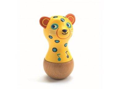"""Muzikinis žaislas """"Marakas - Jaguaras"""""""