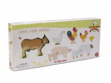 Naminių gyvūnėlių rinkinys 3
