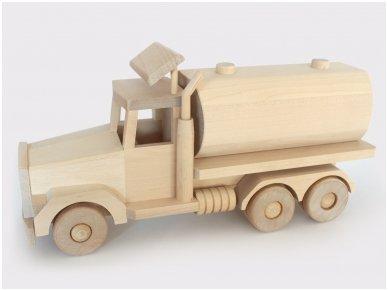 Milk truck 2