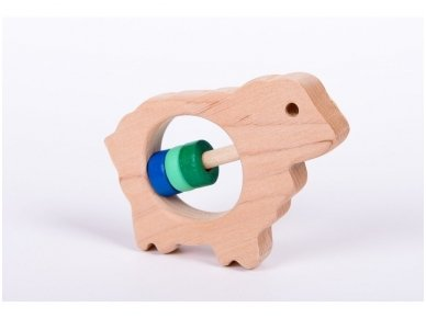 Barškutis-kramtukas avytė