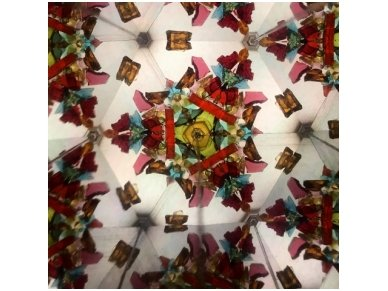Rankų darbo kaleidoskopas ''Sapnas'' 3