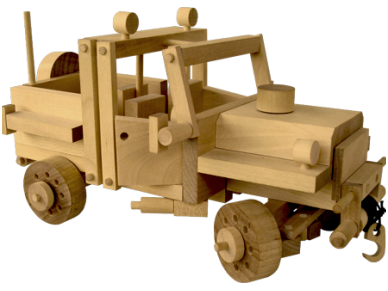 Safari mašina-konstruktorius