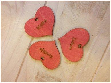 Širdelė 9