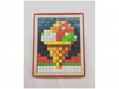 Spalvota mozaika 6