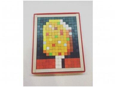 Spalvota mozaika 7