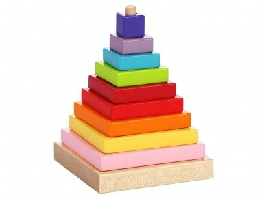 Spalvota piramidė