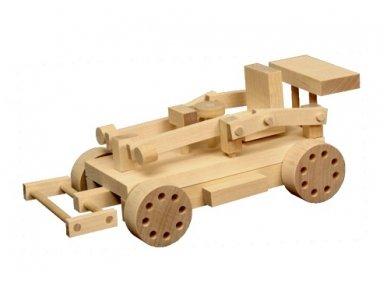 Constructor sport car