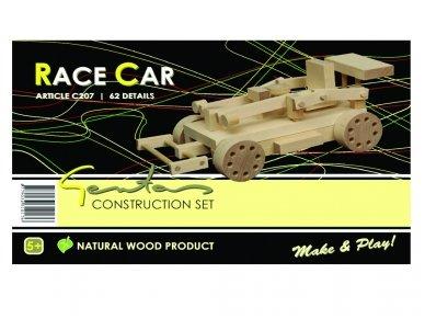 Sportinė mašina-konstruktorius 2