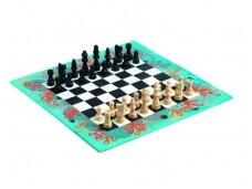 """Stalo žaidimas """"Šachmatai"""""""